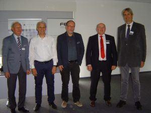 Foto FED-Regionalgruppe Düsseldorf bei Schmersal im März 2018
