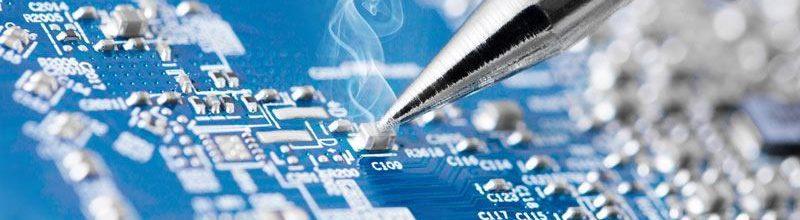 Elektronik-Komplettservice