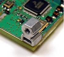 Leiterplatte mit mechanischer Funktion