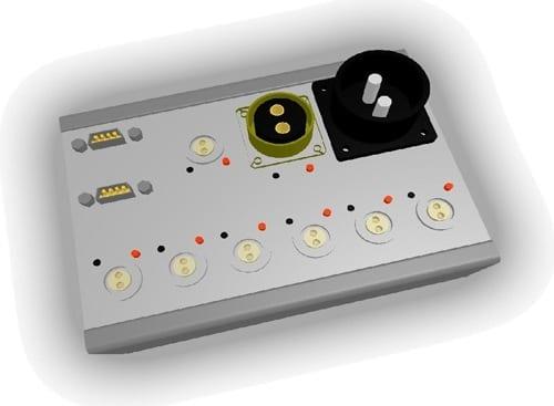 Stromverteiler III: Konsequent weiterentwickelt