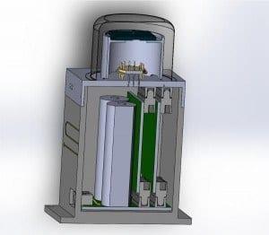 Komplexes Sensorsystem – Concurrent Engineering, Elektronik und Gehäuse von GED