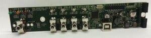 GED Entwicklung – 4-fach-Netzteil mit µC-Überwachung für eine Roboterplattform