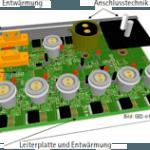 GED-Entwicklung Stromverteiler II