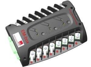 Die EM-box - eine Eigenentwicklung von GED