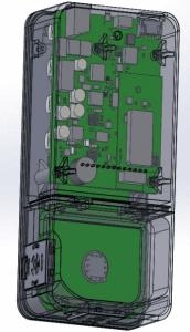 HySeP 10 2015 Gehäuse transparent
