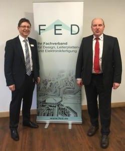 Andreas Schilpp und Hanno Platz FED Rundreise 2016