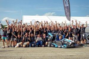 BRS Team 2016 Gruppenfoto Hockenheimring