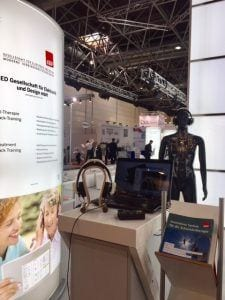 GED-Stand MEDICA 2016